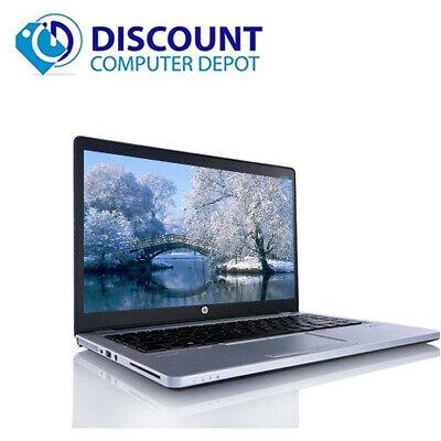 HP EliteBook Folio 9470M Laptop Computer Core i5 8GB 128GB SSD Windows 10 Home