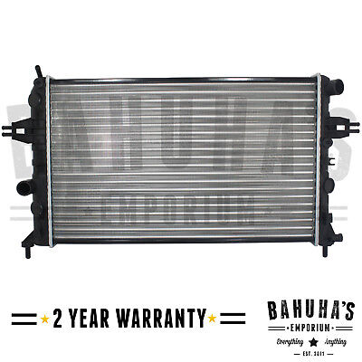 MANUAL RADIATOR FOR A VAUXHALL ASTRA G MK4  ZAFIRA A 14 16 18 22 NEW