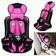 Pink Booster Car Seat