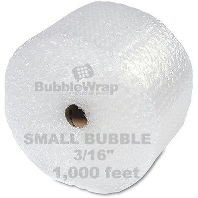 Bubble Wrap 1000 Ft X 12 Small Sealed Air 316 Best
