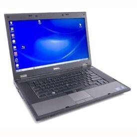 PROFESSIONALLY REFURBISHED DELL E5510 4GB RAM 250GB HDD INTEL i3 DVD OFFICE WEBCAM 6 MONTH WARRANTY