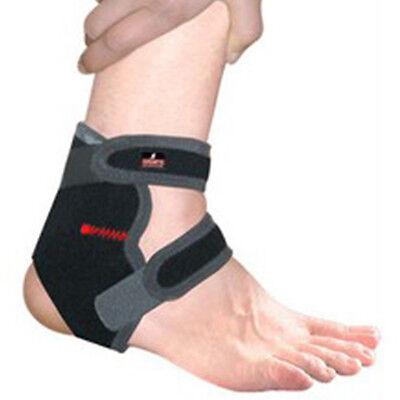 Ankle Support Compression Strap Achilles Tendon Brace Sprain Protector Neoprene