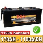 Batterie 12V 170AH