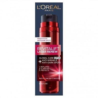 L'Oreal Revitalift Laser X3 DAY Anti ageing cream SPF25 # 50ml