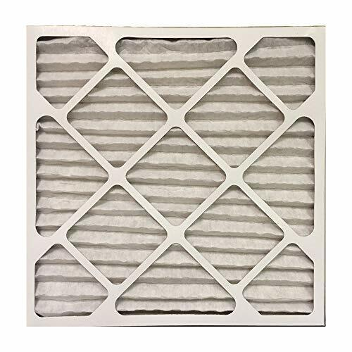 """4 Pack of 14"""" x 14"""" x 1"""" Pleated Furnace Air Filter, MERV 11"""