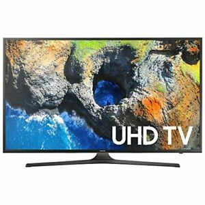 "Samsung UN50MU6300 50"" 4K Ultra HD Smart LED TV (2017)"