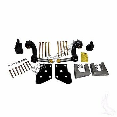 "Golf Cart Jake's 6"" Spindle Lift Kit, Fairplay/Star/ZONE Electric  2005 +"