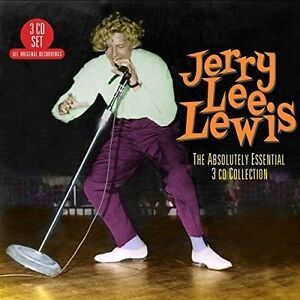 JERRY LEE LEWIS - THE ABSOLUTELY ESSENTIAL - NEW CD ALBUM