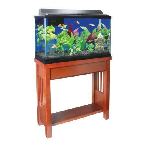 29 gallon aquarium stand ebay for 29 gallon fish tank
