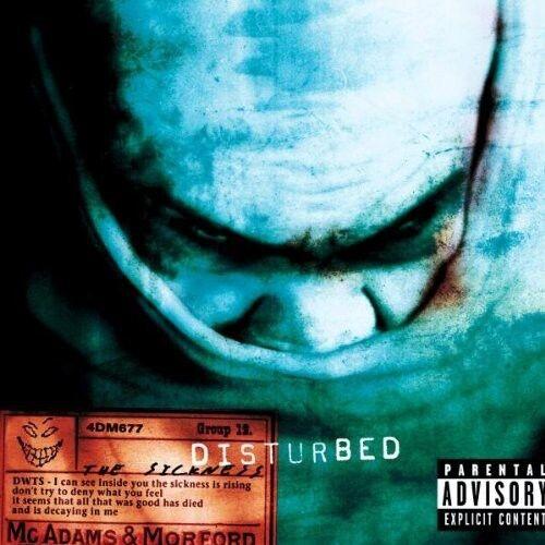 Disturbed - Sickness [New CD] Holland - Import