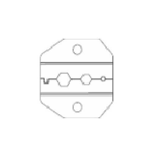 Platinum Tools 17059C SMA/SMB/Mini 59/BNC/TNC/Mini UHF Die
