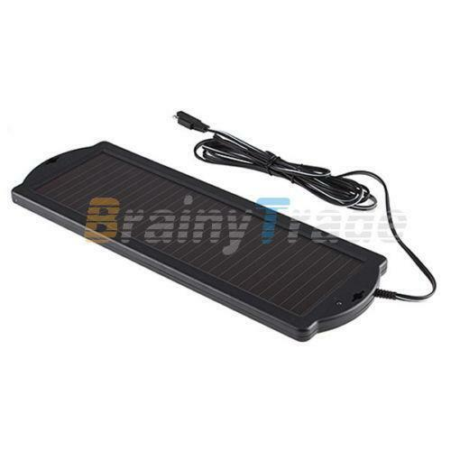 Solar 12V Battery Charger RV | eBay