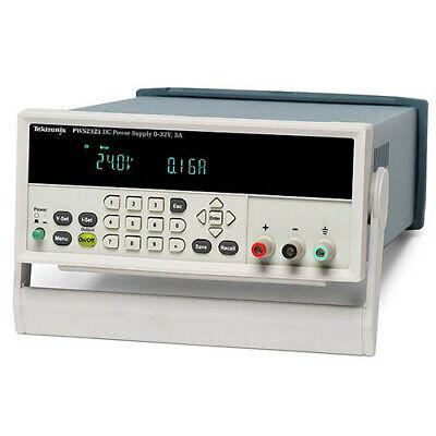 Tektronix Pws2323 32v3a Dc Power Supply