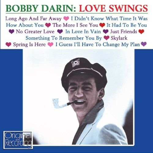 Bobby Darin - Love Swings [New CD]