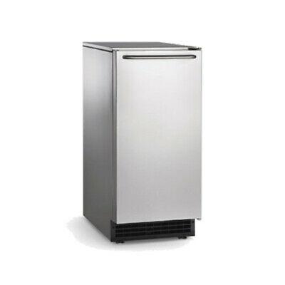 Scotsman Cu50pa-1 Undercounter Ice Maker W Bin Gourmet Ice