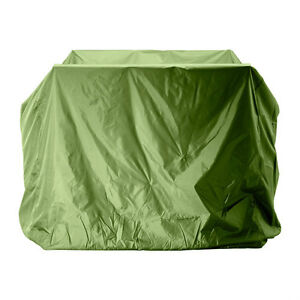 IKEA green MUSKO outdoor furniture covers (discontinued)