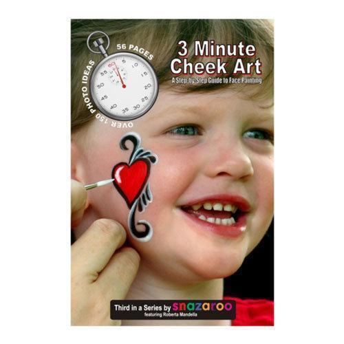 Snazaroo Face Paint Book
