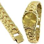 14 KT Gold Bracelet Watch