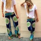 Floral Harem Harem Pants Pants for Women