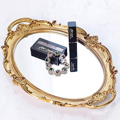 Decorative Mirror Tray Kitchen Home Decoration Accessories V