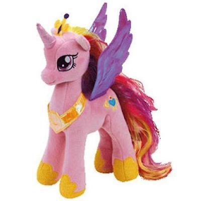 "TY My Little Pony Friendship Magic Princess Cadance Stuffed Animal 8""  (NEW)"