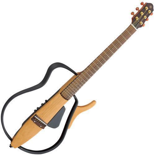 Yamaha silent guitar ebay for Yamaha slg200s steel string silent guitar