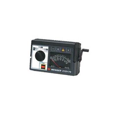 Megger 210170 Hand-crank Analog Major Megger Insulation Tester