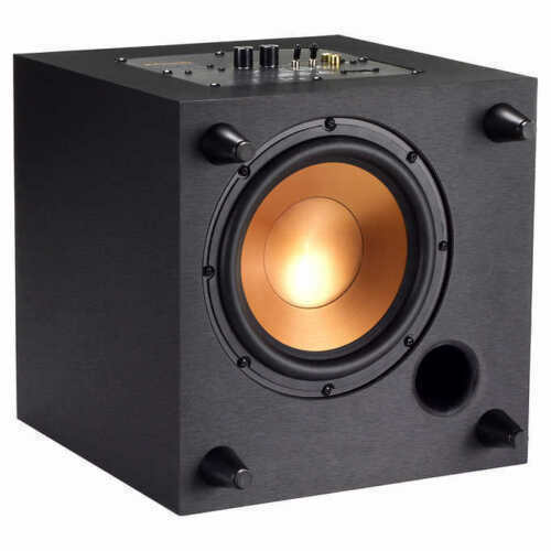 """Klipsch Reference Theater Pack R-8SWi 8"""" Wireless Powered Subwoofer"""