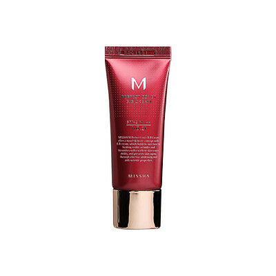 MISSHA M Perfect Cover BB Cream No.21 SPF42 PA+++ 20ml Light Beige from Korea