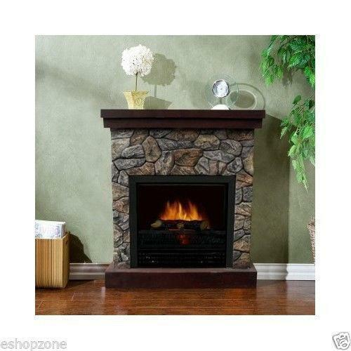 - Electric Fireplace Mantel EBay