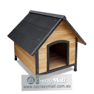 High Quality Sold Fir Wood Wooden Spacious Dog Kennel