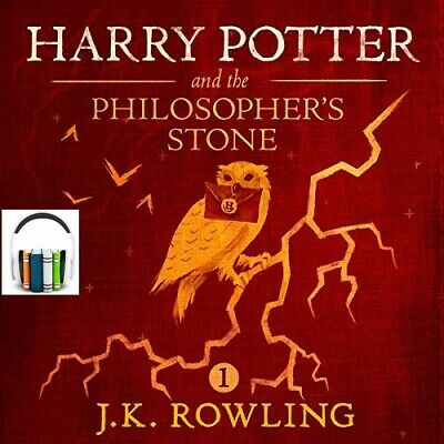 Harry Potter & the philosopher by J.K.Rowling (Audio book, Mp3)  Direct Download