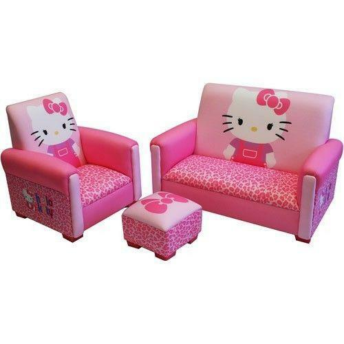 Hello Kitty Twin Bed Furniture
