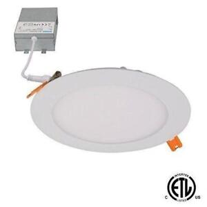 NEW 6 DIM ABLE DOWN LIGHT 14W 110V LED DOWNLIGHT 6INDWNL AS LOW AS $17.95EA LOWEST PRICE ! WOW