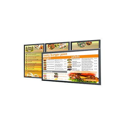 Dynamic Digital Restaurant Menu Boards
