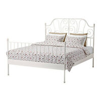ikea queen size bed combo for sale