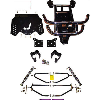 Jake's EZGO Golf Cart Long Travel Lift For 1994-2001 Electric Medalist and TXT