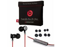 Dre Beats Unused Earphones