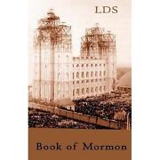 1920 Book of Mormon