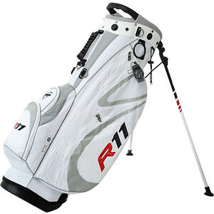 Taylormade R11 Stand Golf Bag - White