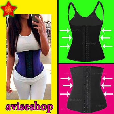 Best Workout Waist Trainer Cincher Underbust Vest Corset Body Shaper (Best Waist Cincher Vest)