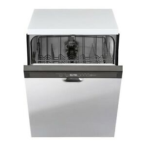 New IKEA Renlig Stainless Steel Dishwasher