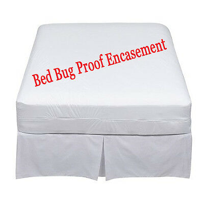 mattress encasement cover protector bed bug proof single small