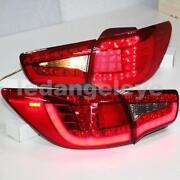 2011 Kia Sportage Lights