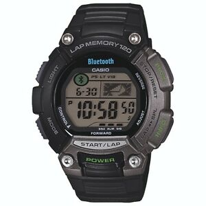 Casio Bluetooth Digital Watch-Black/Grey - NEW IN BOX