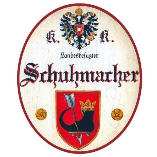 Schuster Nostalgieschild