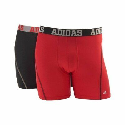 Adidas Men's Climacool Boxer Brief Micro Mesh Large (2 Pack)