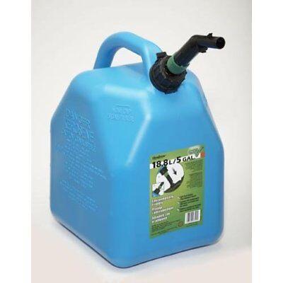 5-gallon Plastic Kerosene Can Fuel Tank Oil Gas Spout Child-resistant Emergency