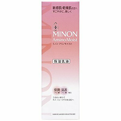 Minon Amino Moist Moist Charge Milk 100g