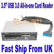 Internal Card Reader USB 3.0
